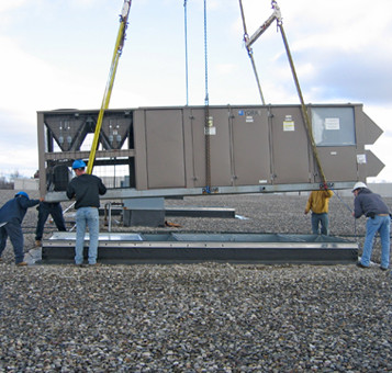Commercial Rooftop Units