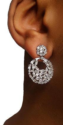 Kali Hollow Earrings