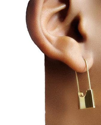 Kali Lock Earrings