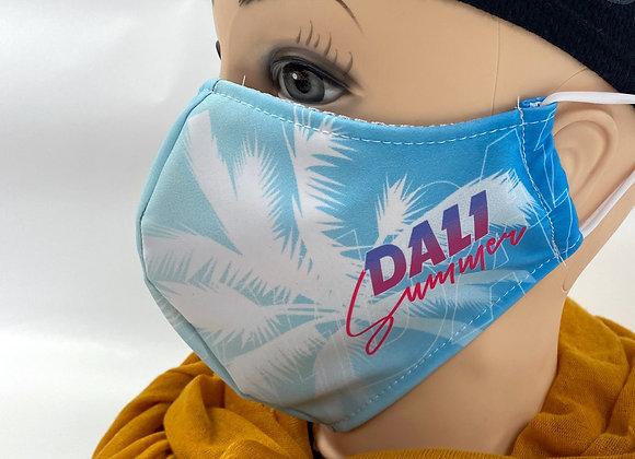DALI blue summer