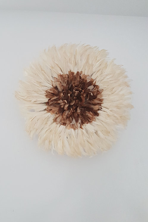 Decorative Wall Hanging (Brown Centred)