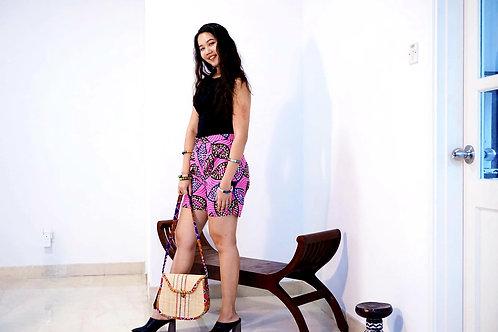 Pink Lady Shorts