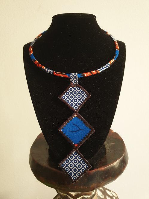 Triple Drop Necklace