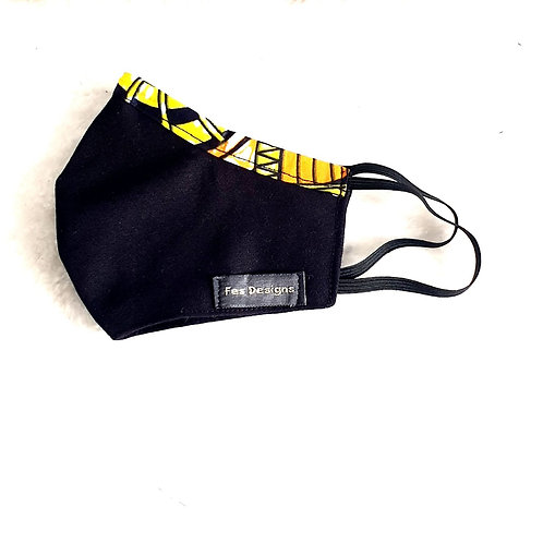 Yellow Trim Mask