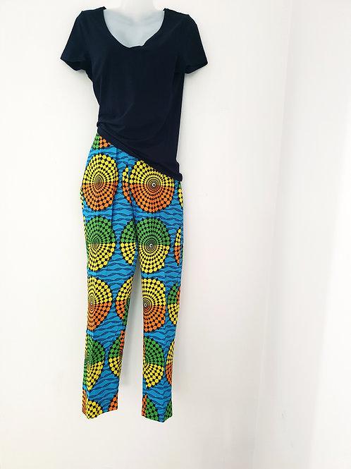 Hippy Ankara Trousers