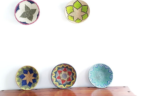 Rwandan Sisal Baskets