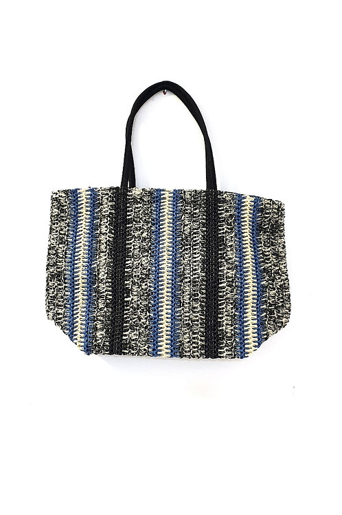 Blue Staw bag