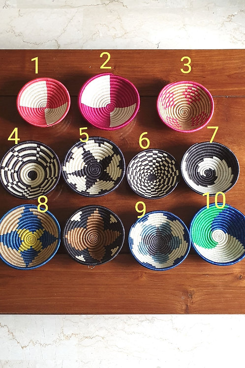 Small Sisal Baskets