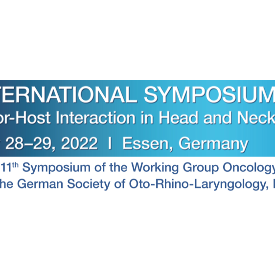 3rd International Symposium on Tumor-Host Interaction in Head and Neck Cancer January 28 – 29 2022
