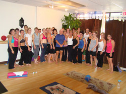 Yoga Awareness Events at EStudio