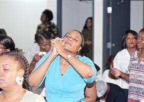 Worship in the spiritual realm