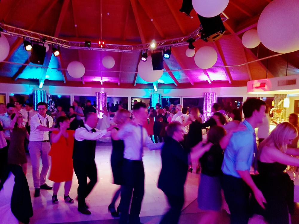 Party in der Schiffsmühle Grimma / Höfgen