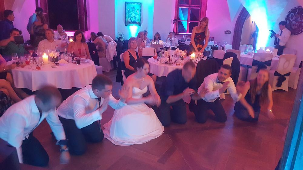 Hochzeit Schloß Wurzen