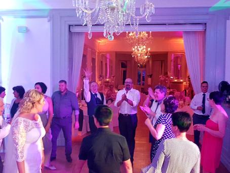 Hochzeit im Schloss Teutschenthal b. Halle / Saale