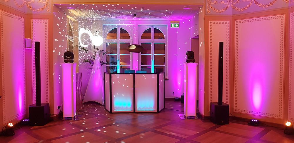 DJ Leipzig Herrenhaus Möckern