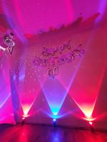Ambientelicht für einen Geburtstag in Leipzig