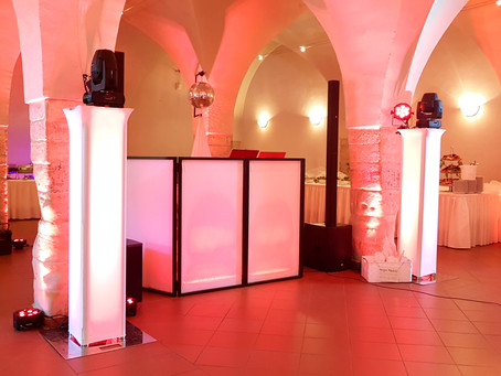 DJ im Herrenhaus - Schloss Schkopau