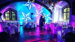 DJ Hochzeit im Schloss Wurzen