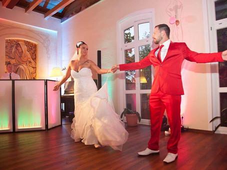 Hochzeit im Brauhaus Alter Elbehof Werdau / Torgau