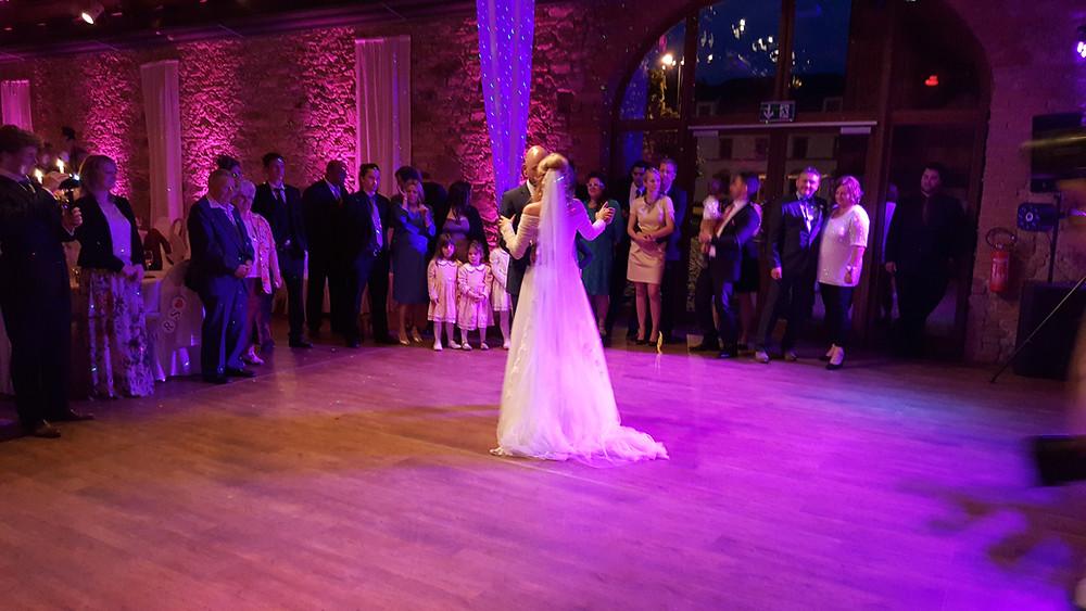 Hochzeitstanz in Grimma Hotel Kloster Nimbschen