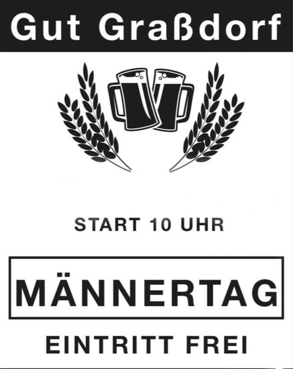 Männertag Gut Grassdorf Taucha