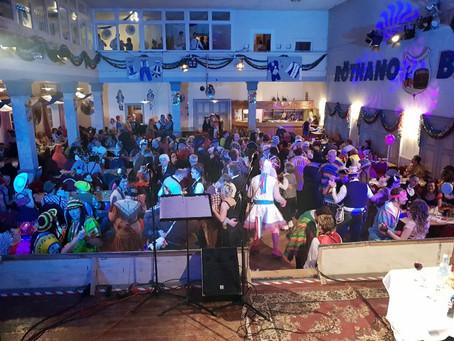 DJ in Rötha   Fasching beim KCR Röthano Bravo