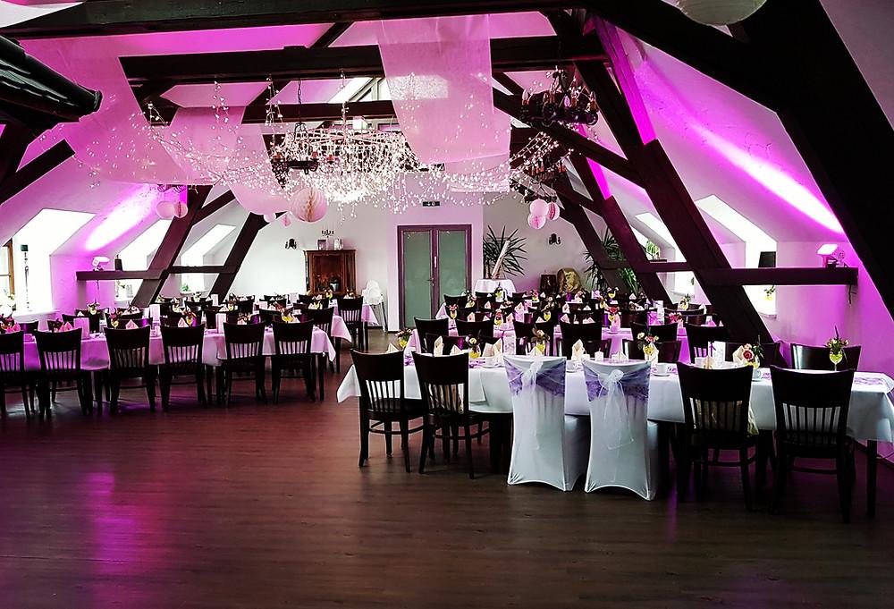 Hochzeit Landgasthof Gut Graßdorf - Taucha