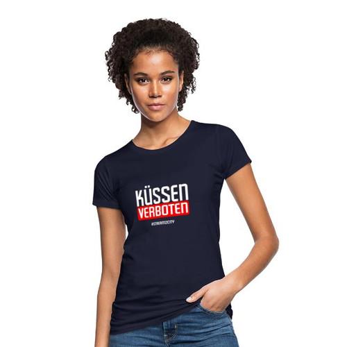 T-Shirt Küssen verboten! Stream2city