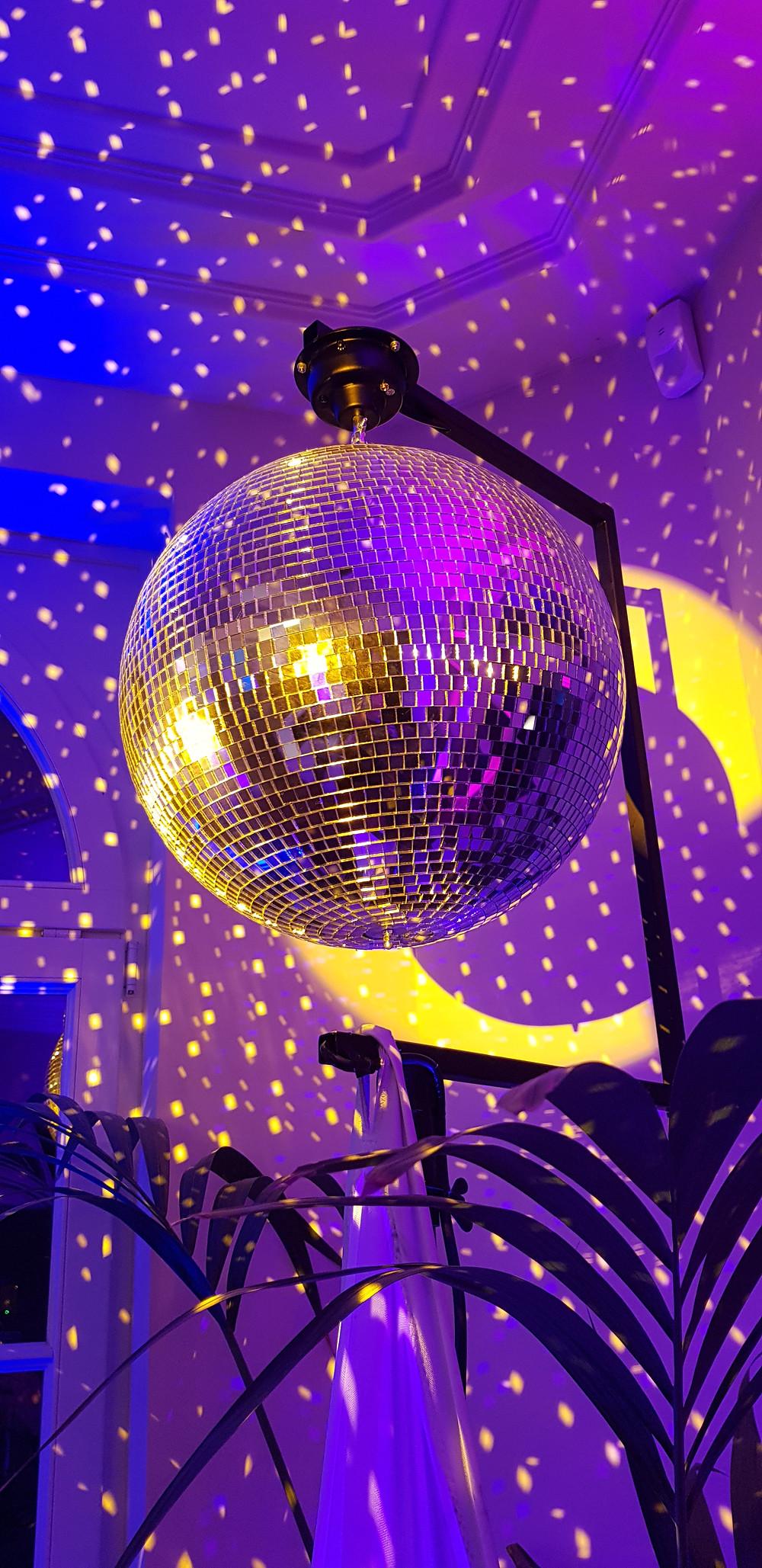 DJ Discokugel in Leipzig