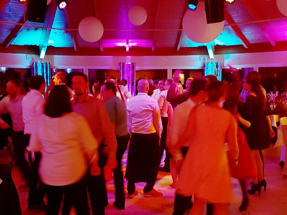 Feiern mit DJ in der Schiffsmühle Grimma