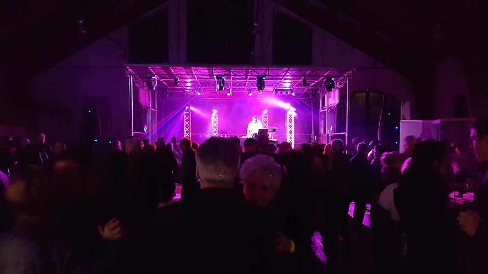 Große Bühne zum Osterwochenende in Taucha  DJ René