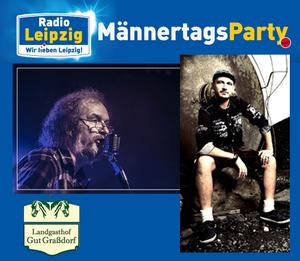 Männertags-Party 2017 auf Gut Graßdorf