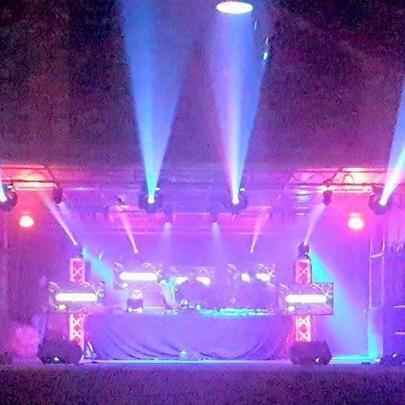 Bühne zu Osterfest in Taucha | DJ René Leipzig