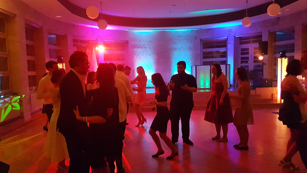 Hochzeit und Party in der Konsumzentrale Leipzig | DJ René Leipzig