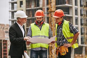 Einführung neue Mitarbeitende Bauhauptgewerbe