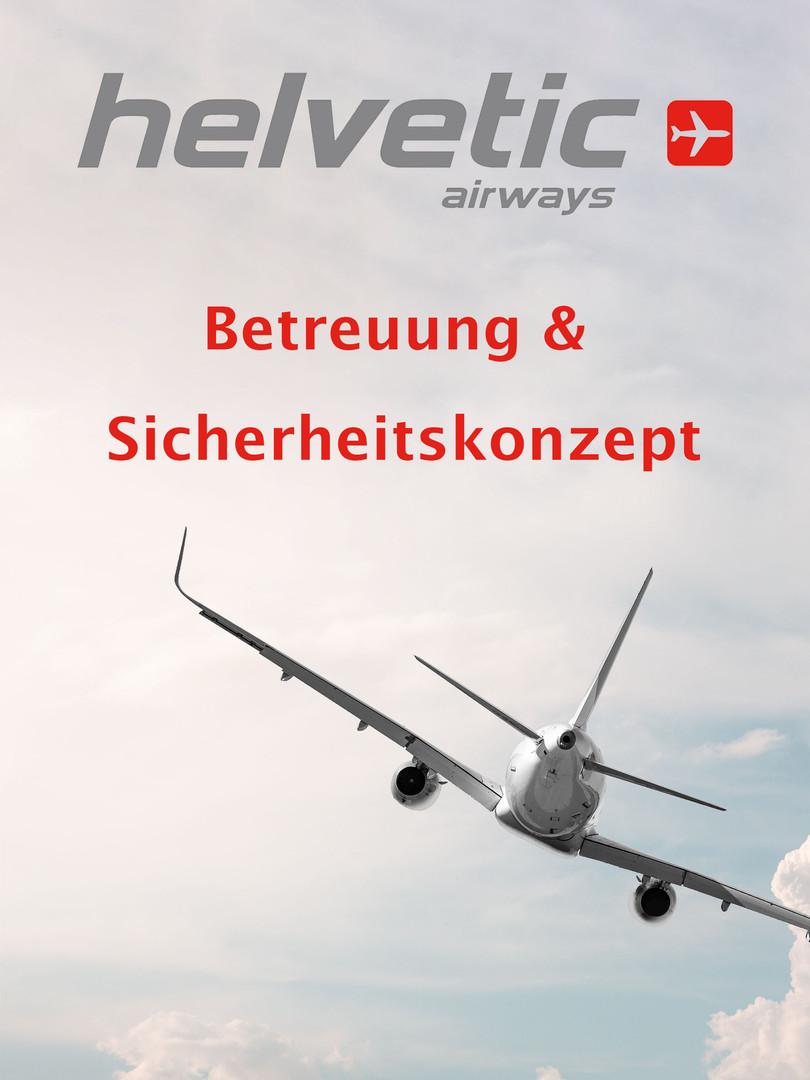 Helvetic Airways, Zürich