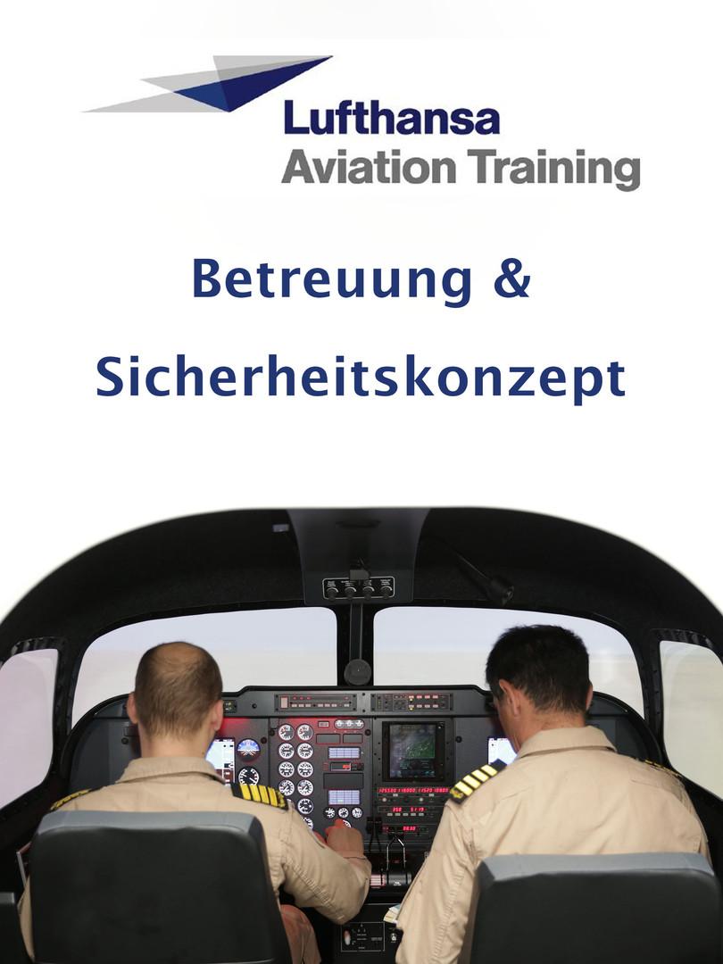 Lufthansa Aviation Training, Zürich