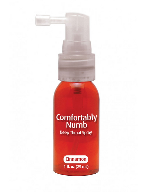 Spray Sex    Arôme cannelle pour fellation