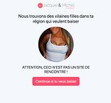 Site de rencontre Jacquie & Michel Conta