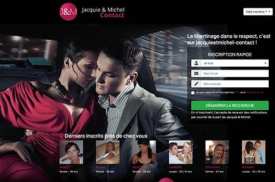 Site de Rencontre Jacquie et Michel Cont