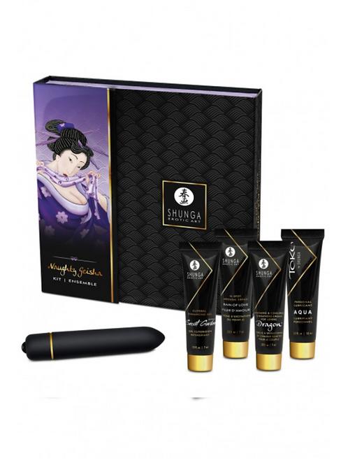 Coffret Geisha pour coquine - Shunga