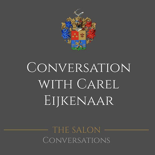 Conversations with Carel Eijkenaar