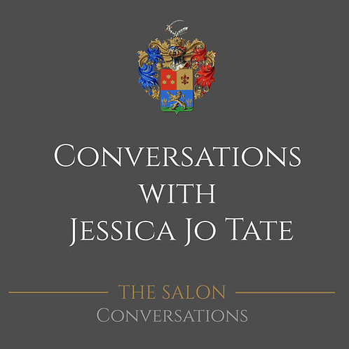 Conversations with Jessica Jo Tate