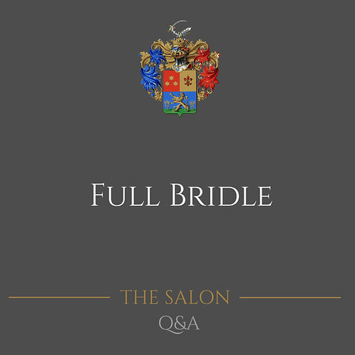 Full Bridle