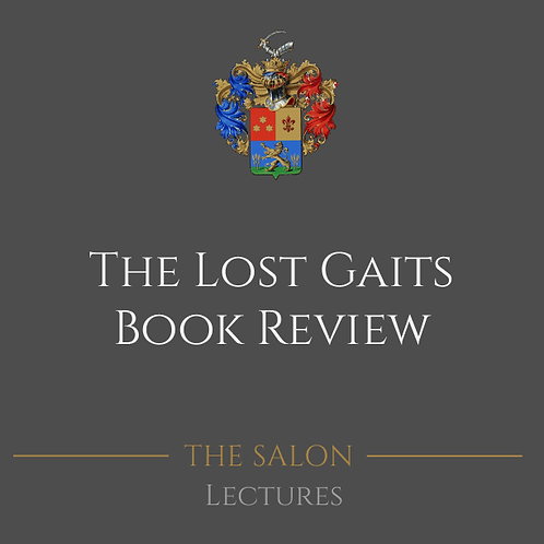 The Lost Gaits Book Review