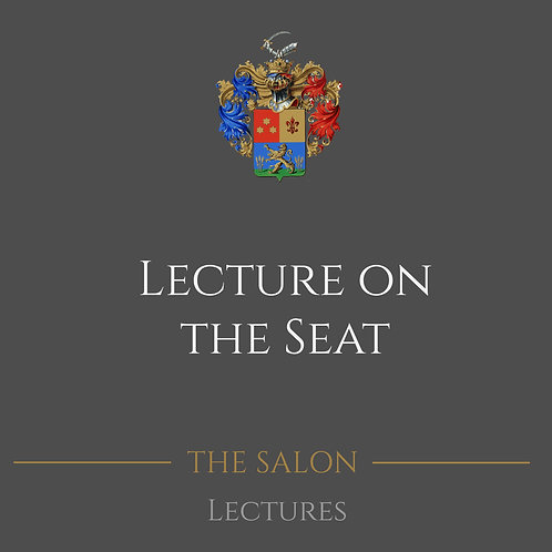 Lecture On The Seat