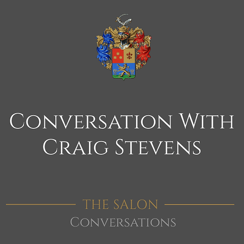 Conversation with Craig Stevens