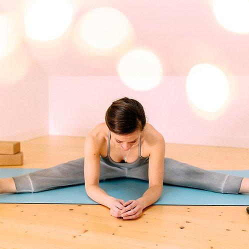 Formation de Yin Yoga 50h