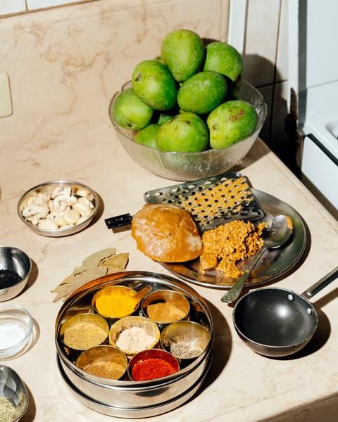 Mango Pickles Photograph by Sonny Thakur