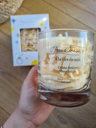Bougie Crème Brulée - Avec bijou
